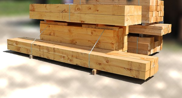 Cedar Timbers, Doug Fir, Oaks, Hemlock Wood, Lumber
