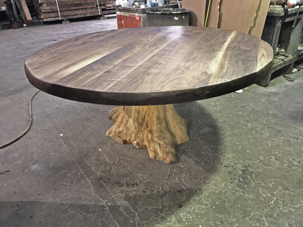 American Black Walnut Table